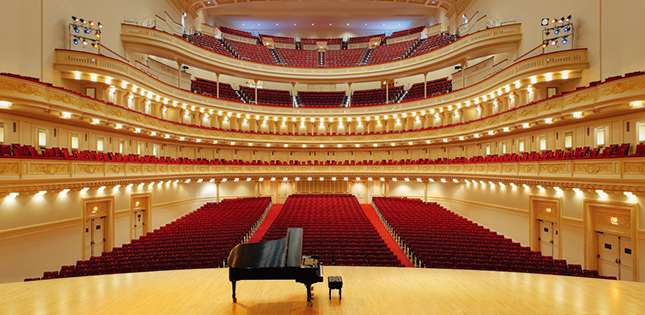 Japan-US Glee Club Festival @ Carnegie Hall