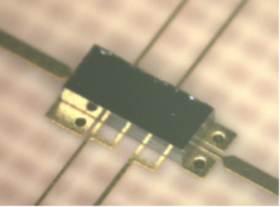 Assembled millimeter-wave IC