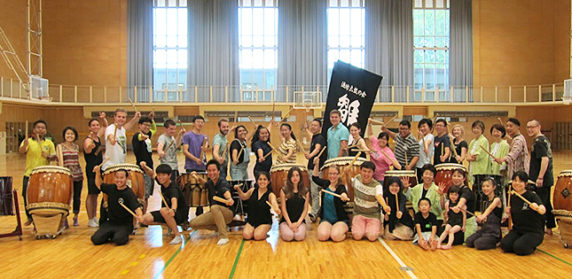 Summer in the City - Tohoku University Japanese Program