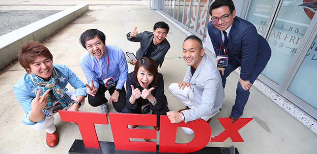 Bringing TEDx to Tohoku University