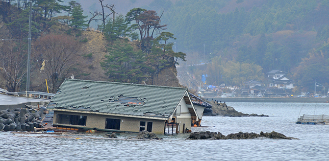 New system estimates tsunami flooding and potential damage following large earthquakes