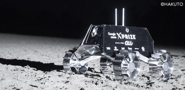 Team HAKUTO and the Google Lunar XPRIZE