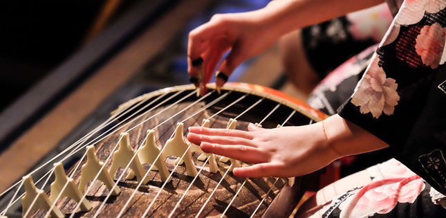 Events - Tohoku University's Traditional Japanese Music Club