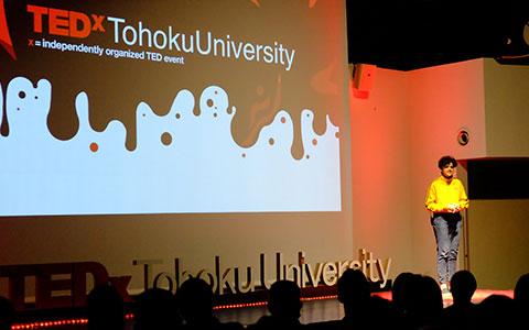 News - TEDxTohokuUniversity 2019: Palette | Tohoku