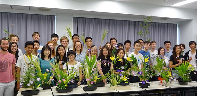 Tohoku University Japanese Programme - Summer 2015