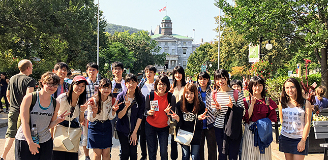 A CHaNGE in Perspective: Tohoku University's new Faculty-led Study Abroad Program