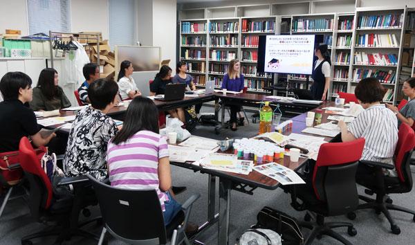 News - Full STEAM Ahead: Science Angels x MIT-Japan