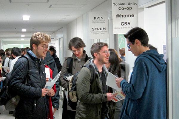 News - Orientation for International Students, Spring 2019   Tohoku
