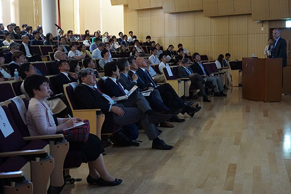News - Lecture: Global Trends and the Transformation of Healthcare