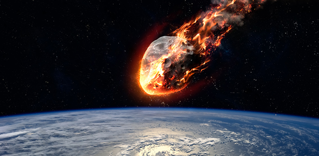 Site of asteroid impact changed the history of life